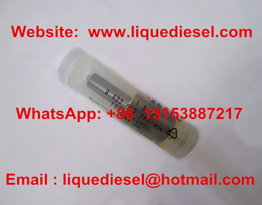 China bocal genuíno e novo 105017-2690 de 105017-2690 9432610765 DLLA152PN269 do zexel 9432610765 DLLA152PN269 distribuidor