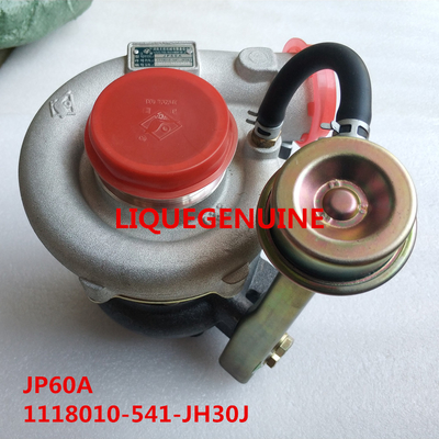 China Turbocompressor genuíno e novo JP60A, 1118010-541-JH30J, 1118010541JH30J distribuidor