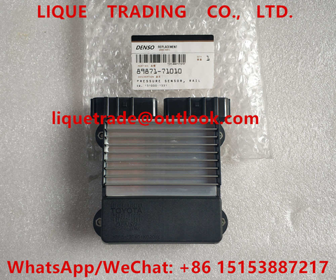 China Motorista do injetor de DENSO ECU 131000-1331, 89871-71010, 1310001331, 8987171010 para Toyota distribuidor
