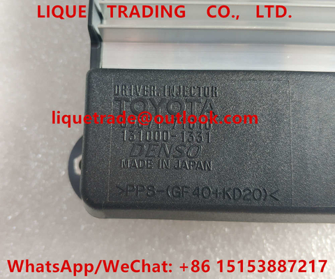 China INJETOR DO MOTORISTA DE DENSO TOYOTA 131000-1331, 89871-71010, 1310001331, 8987171010 distribuidor